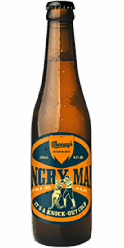 Murrays Angry Man Pale Ale Bottle 330ml