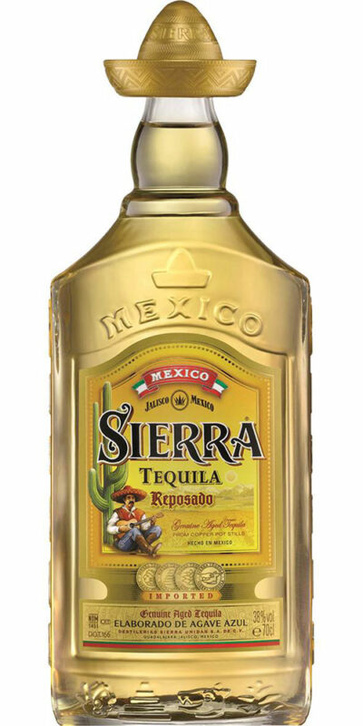 Sierra Gold Tequila 700ml