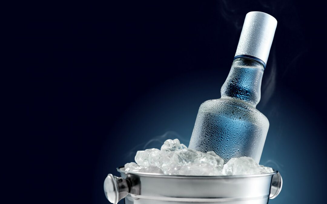 The Freezing Point of Vodka
