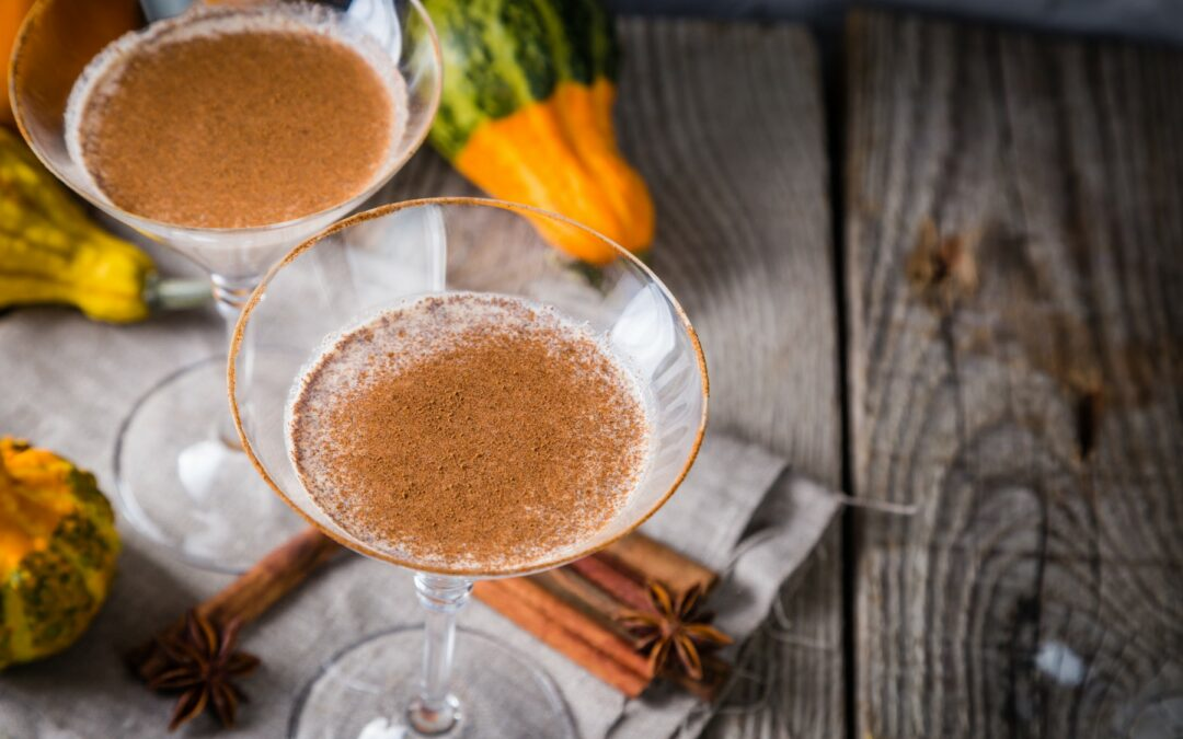 The Baileys All-Treat-No-Trick Halloween Cocktail