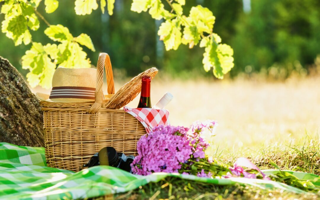 How To Make Your Picnic Basket Sing This Spring!