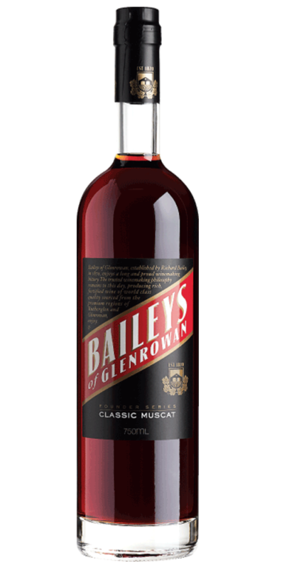 Baileys of Glenrowan Classic Muscat 750ml