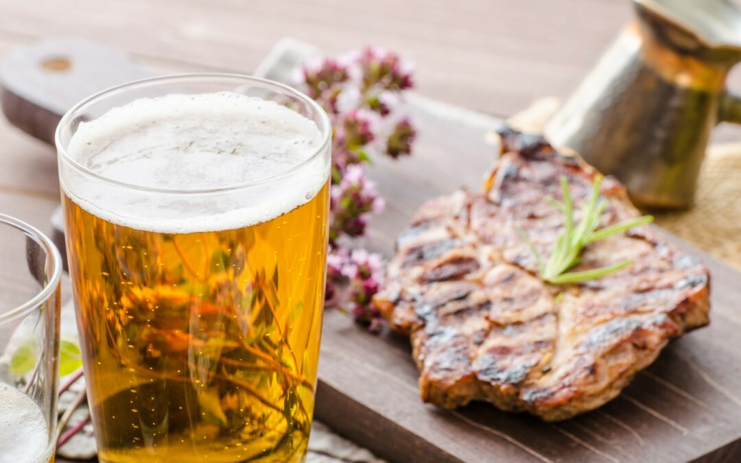 Beer With Easter Lunch? Believe Us … It Works!