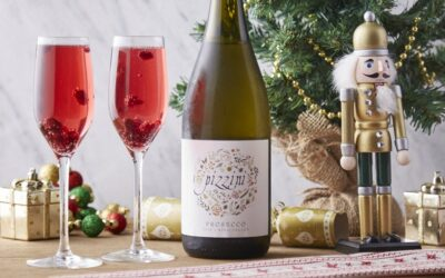 The Bayfield's Christmas Champers & Cranberry Cocktail