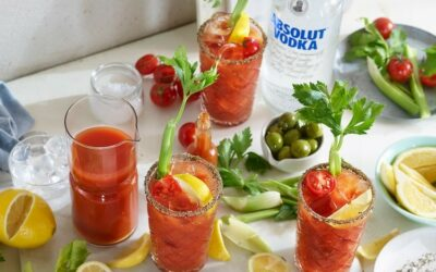 The Bayfield's Absolut Bloodiest Mary Cocktail Ever!