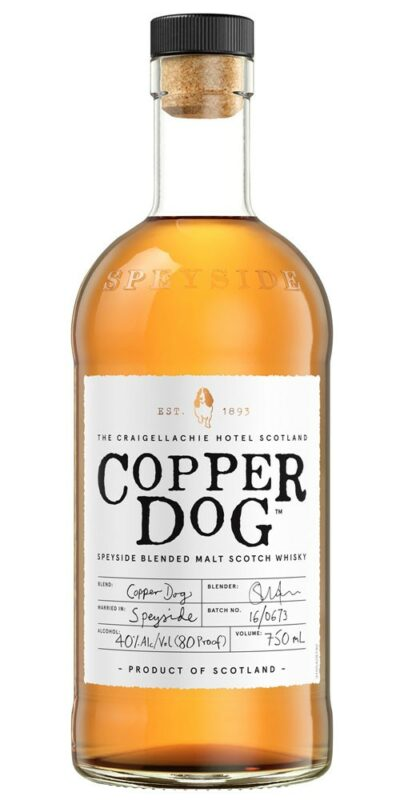Copper Dog Scotch Whisky