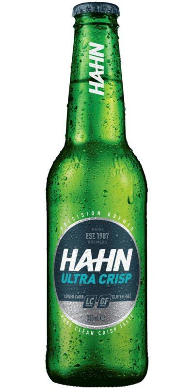 Hahn Ultra Crisp Gluten Free Bottles 330mL