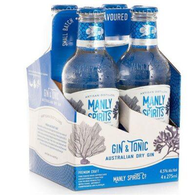 Manly Spirits Gin & Tonic