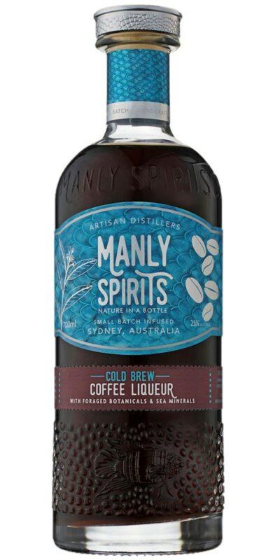 Manly Spirits Blackfin Coffee Liqueur 700ml