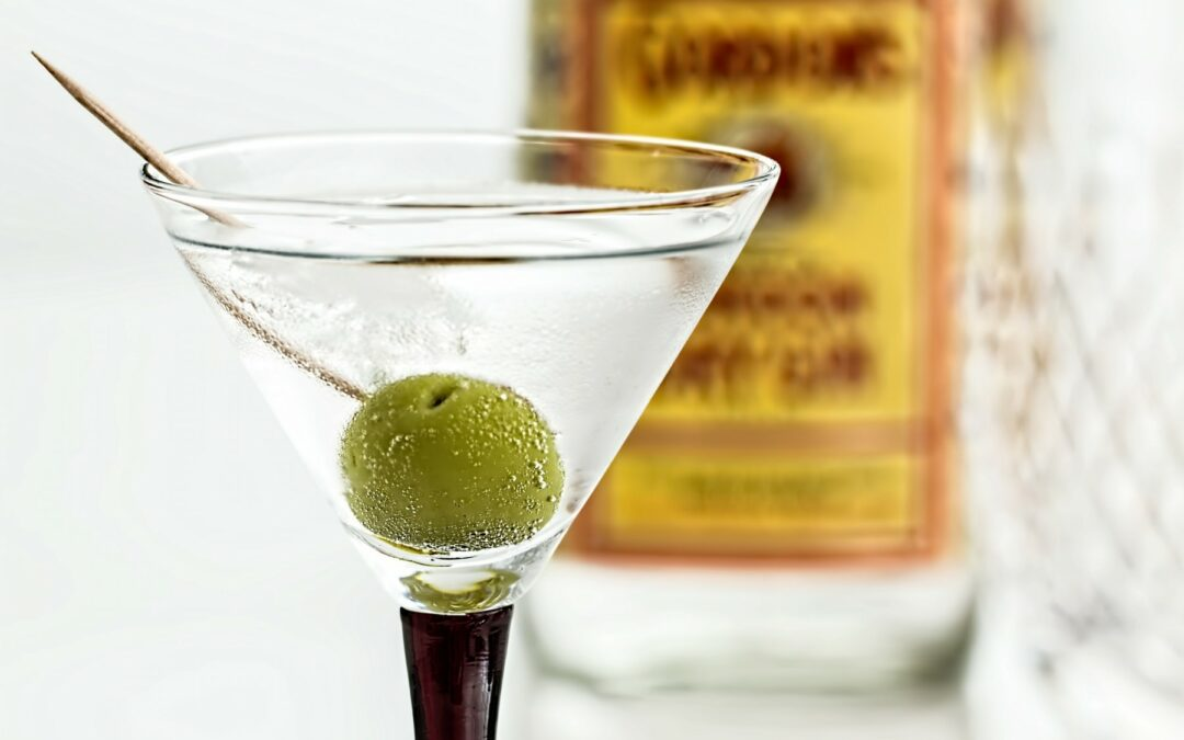 19th June is National Martini Day, here's our take on a classic!