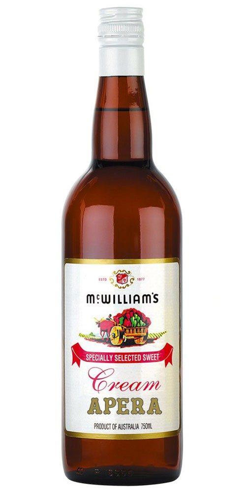 McWilliams Cream Apera 750ml