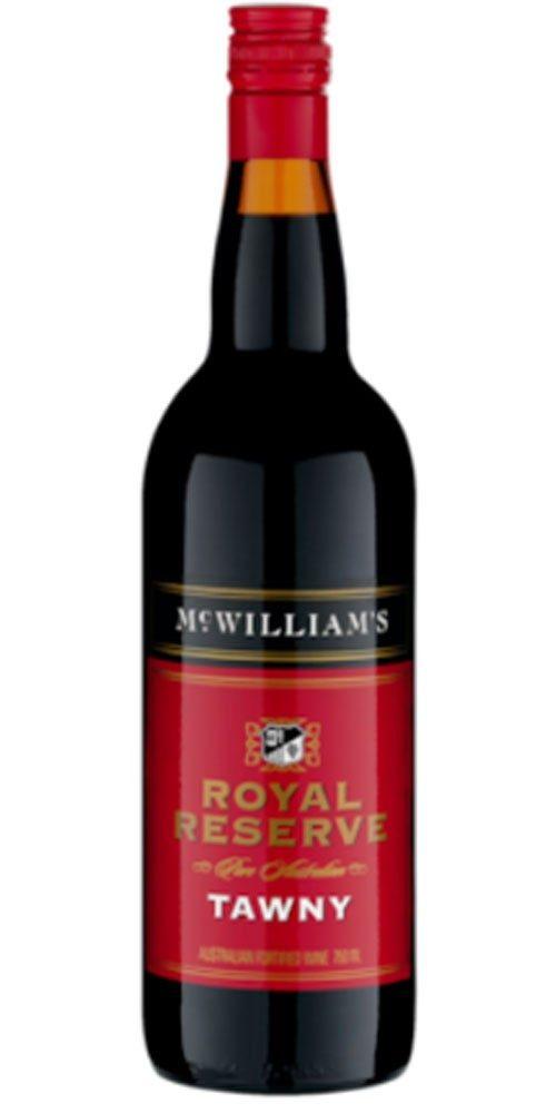 McWilliams Royal Reserve Tawny 750ml