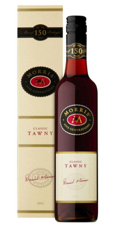 Morris Classic Tawny Port 500ml