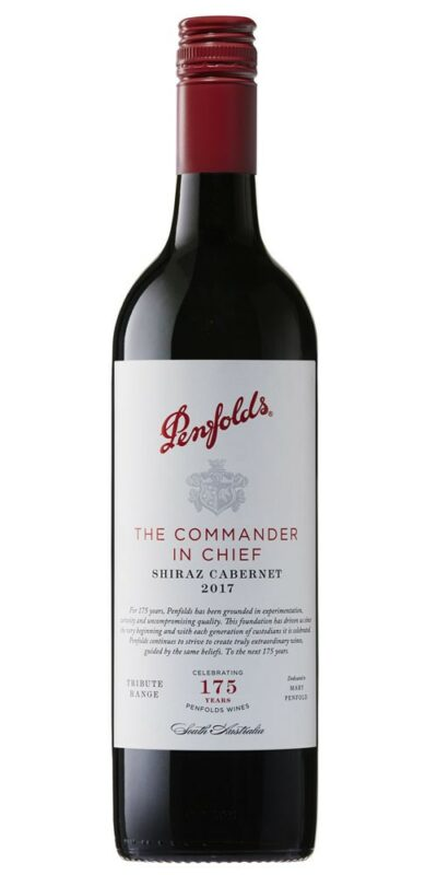 Penfold's-Commander-In-Chief-Shiraz-Cabernet-Bayfield's-750ml
