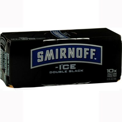 Smirnoff-Double-Black-10-Pack