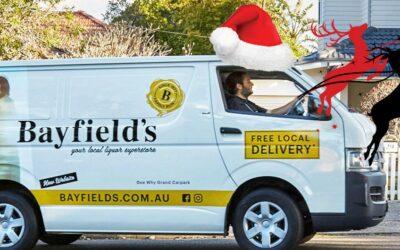 Delivering 5 Days A Week Until Christmas!