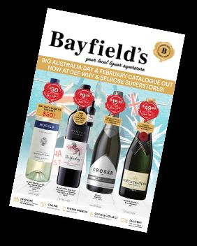 Bayfield's Catalogue